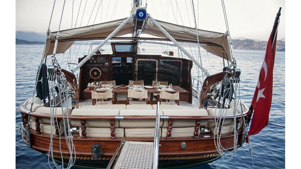 4 cabins-custom gulet-master