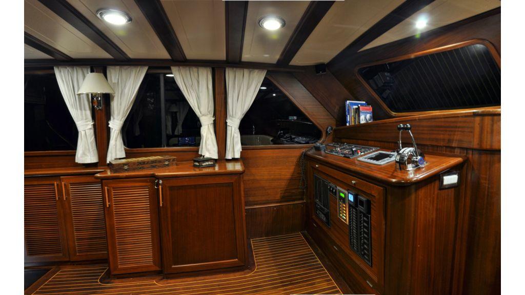 4 cabins custom gulet