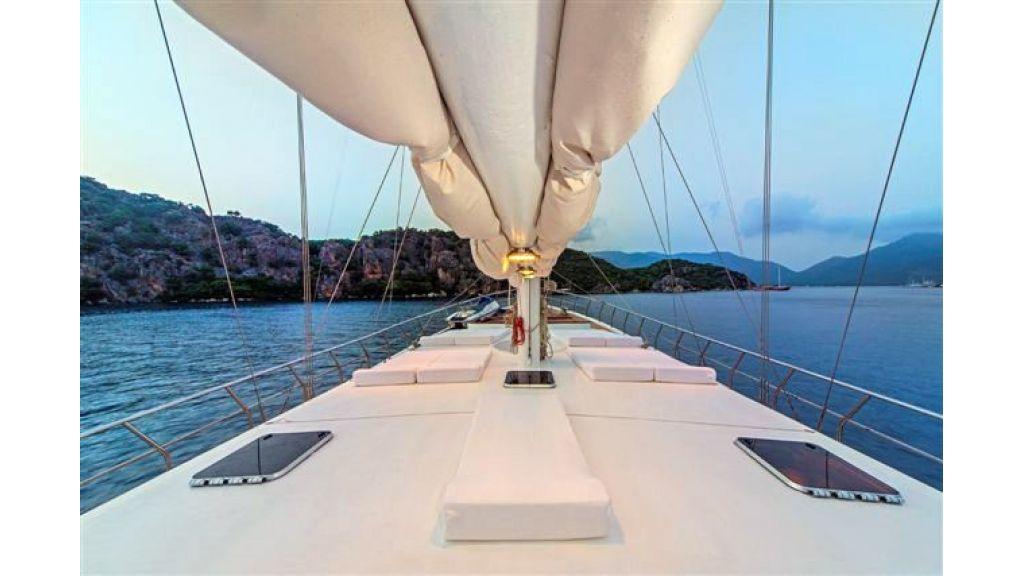 6 cabin luxury charter gulet (25)