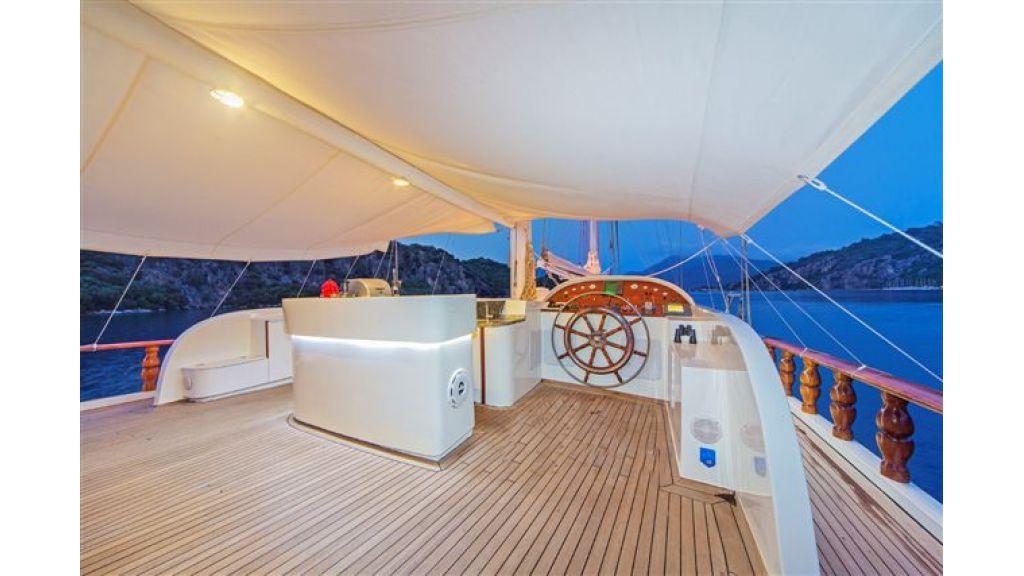 6 cabin luxury charter gulet (28)