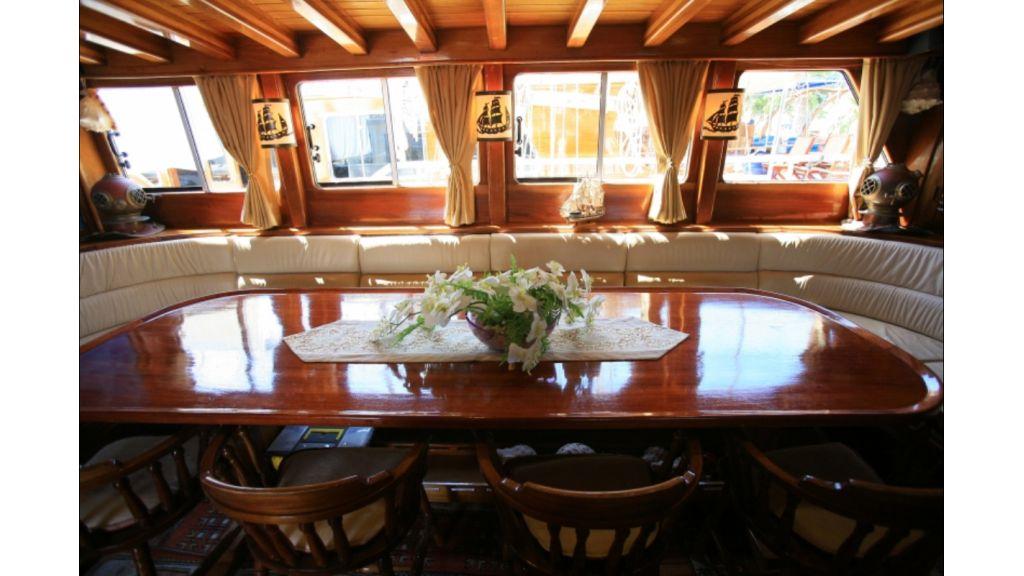 Aegean Clipper 10 cabins gulet