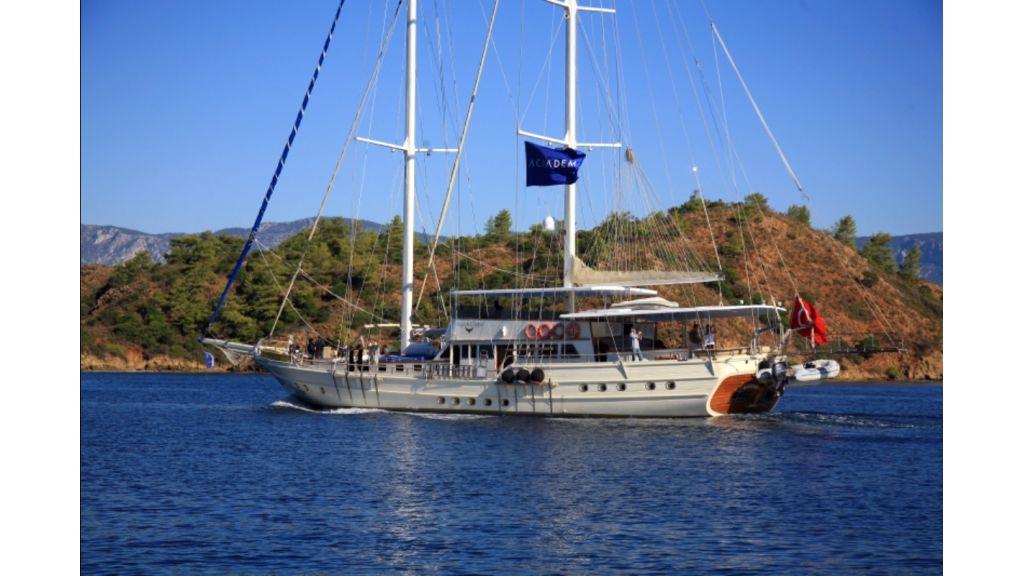 Aegean Clipper 12 cabin gulet
