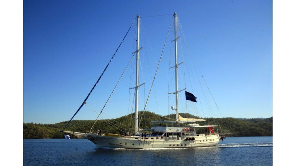 Aegean Clipper 12 cabins gulet
