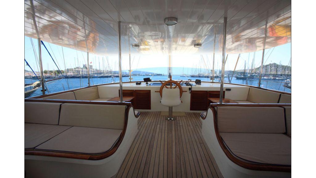 Aegean Clipper 12 cabins yacht