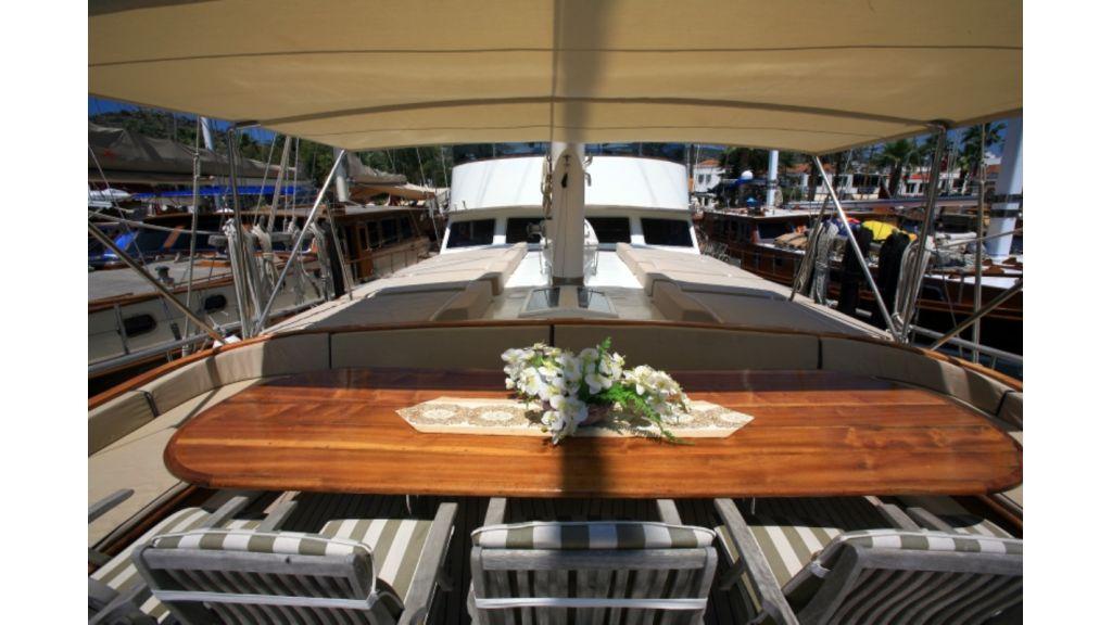 Aegean Clipper charter gulet