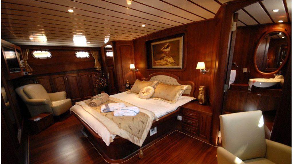 Bedia sultan luxury gulet master