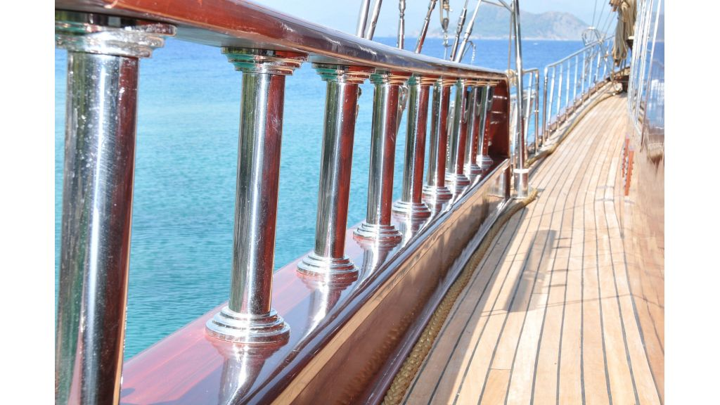 Brothers Luxury charter gulet
