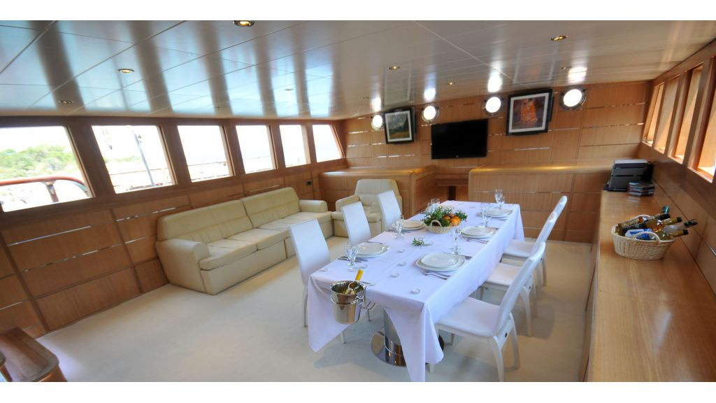 Brothers Luxury crewed yacht charter master