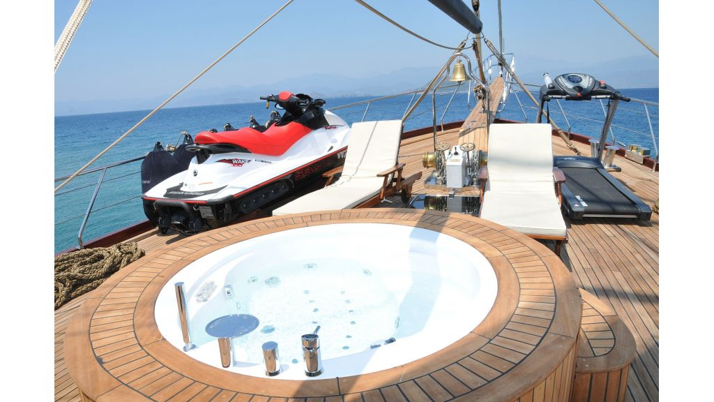 Brothers Luxury sailing gulet