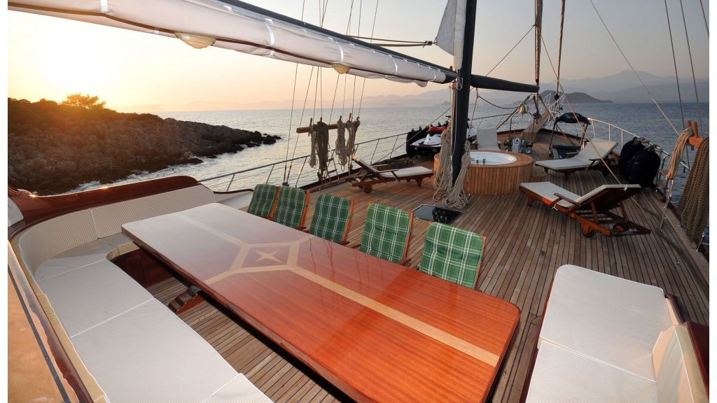 Brothers Luxury Yacht charter master