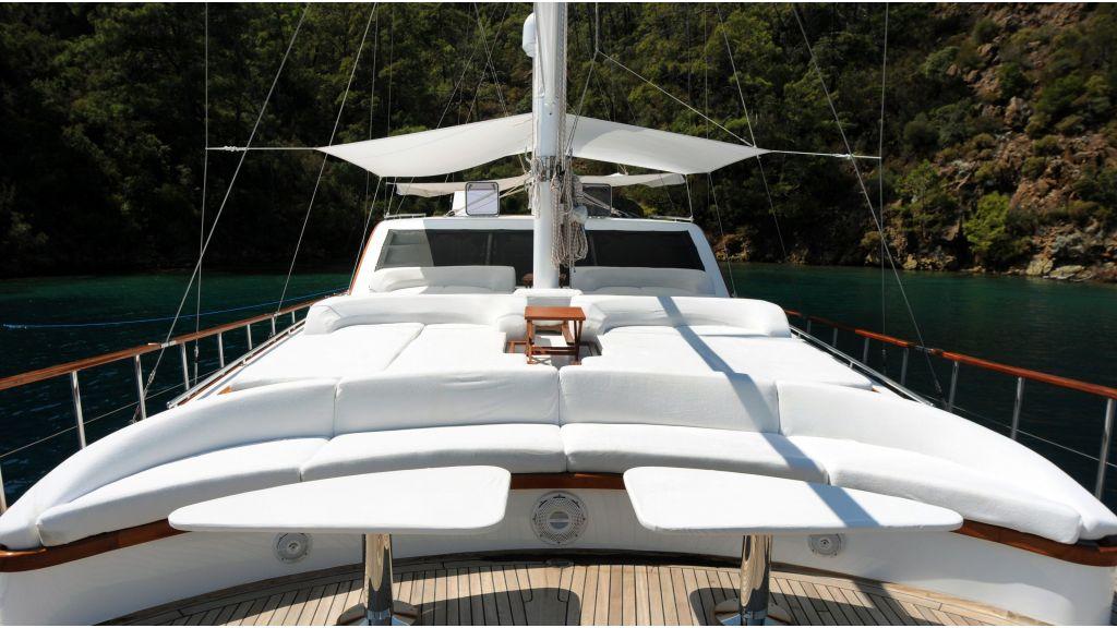 Cigale-luxury-Gulet master