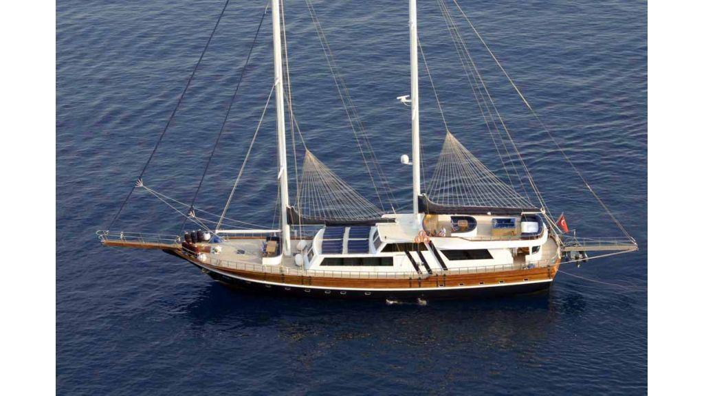 Classic Turkish motor sailer (35)