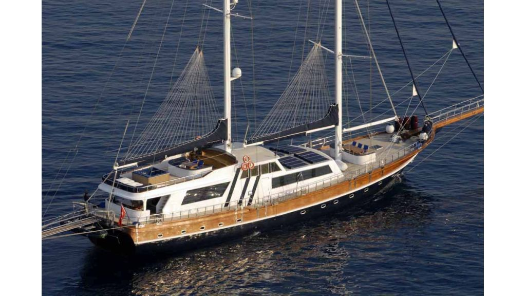 Classic Turkish Charter Gulet With Repeat Customers For Sale