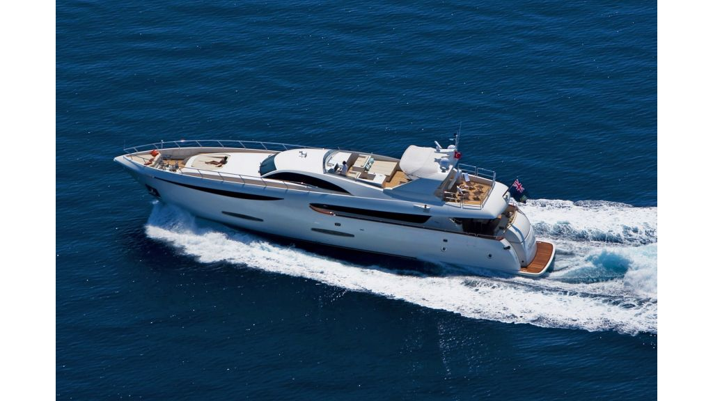 Composite Grp Motoryacht