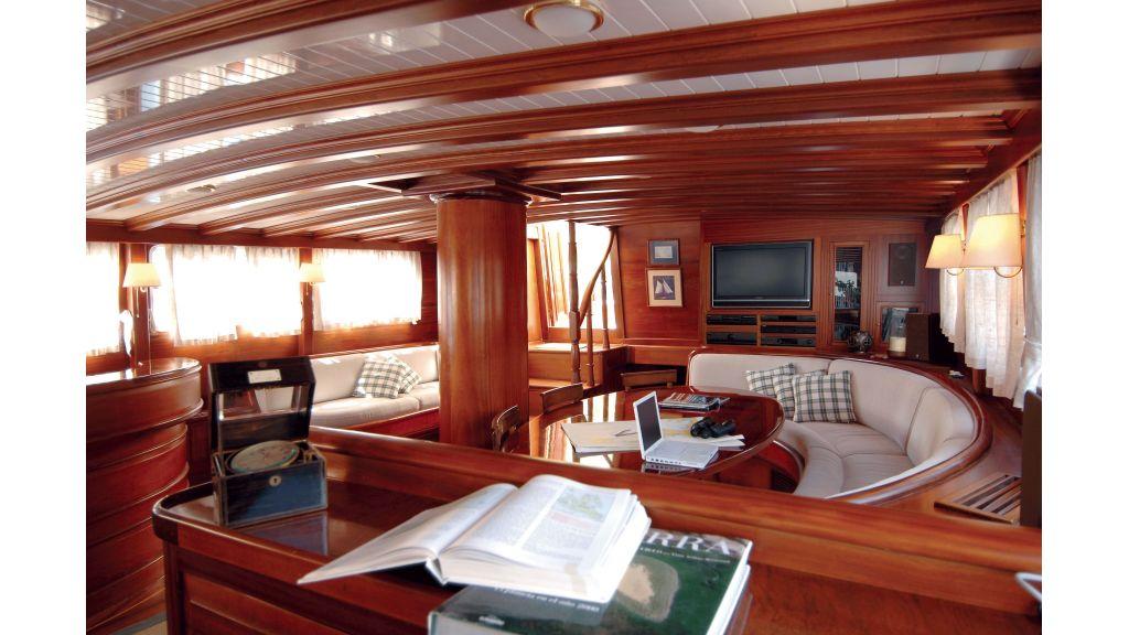 ecce navigo sailing yacht master