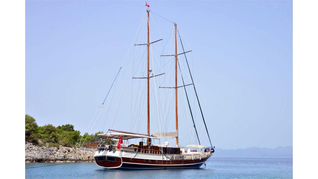 Fethiye built gulet for sale (17)