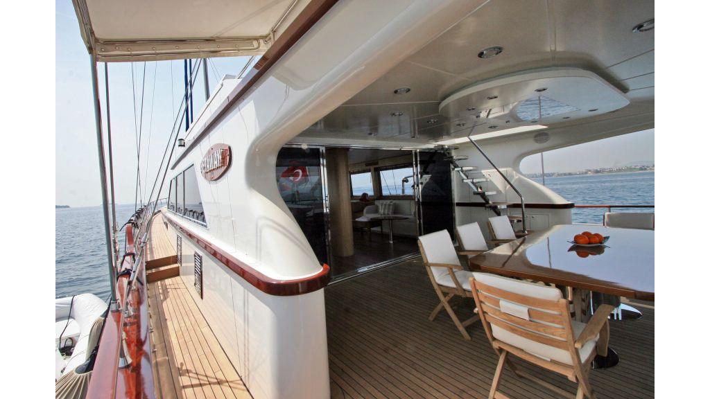 Getaway Luxury Sailing Yacht (1)