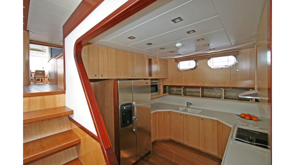 Getaway Luxury Sailing Yacht (24)