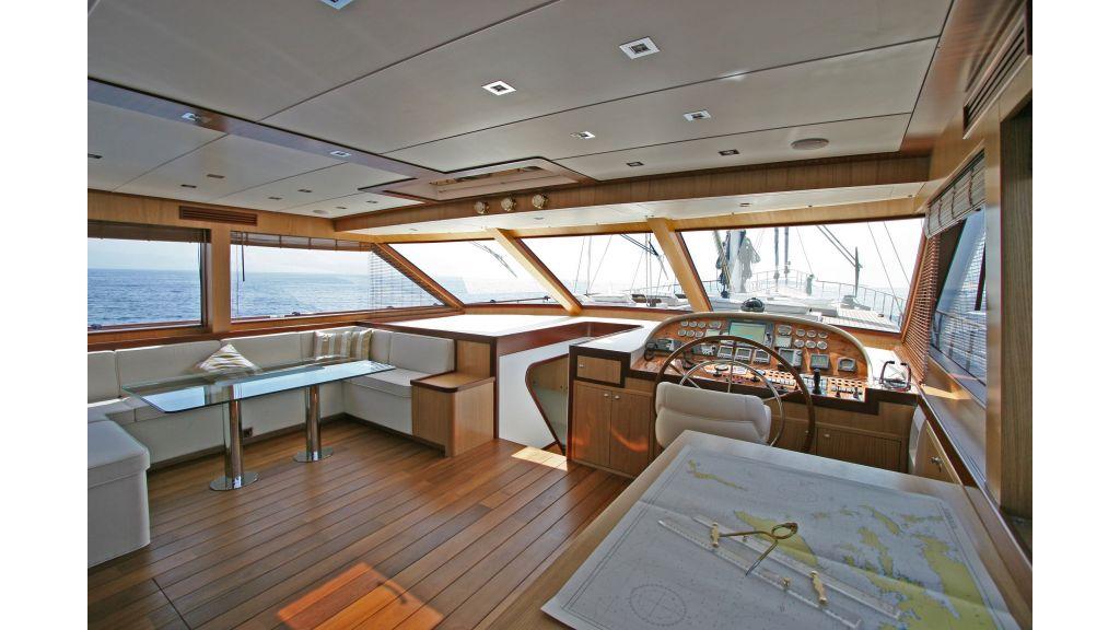 Getaway Luxury Sailing Yacht (33)