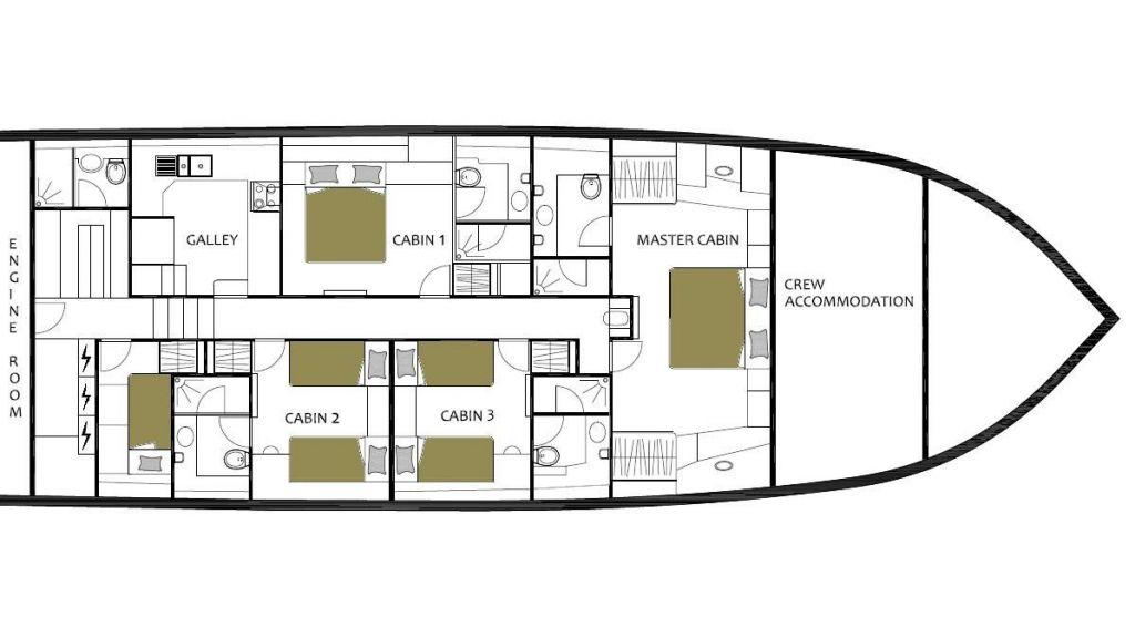 Getaway Luxury Sailing Yacht (38)