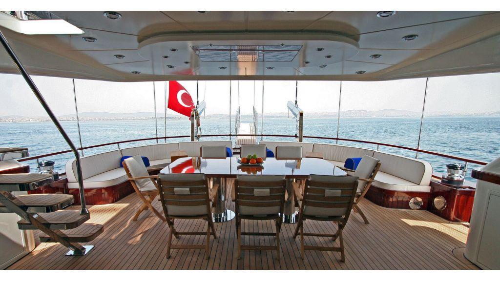 Getaway Luxury Sailing Yacht (5)