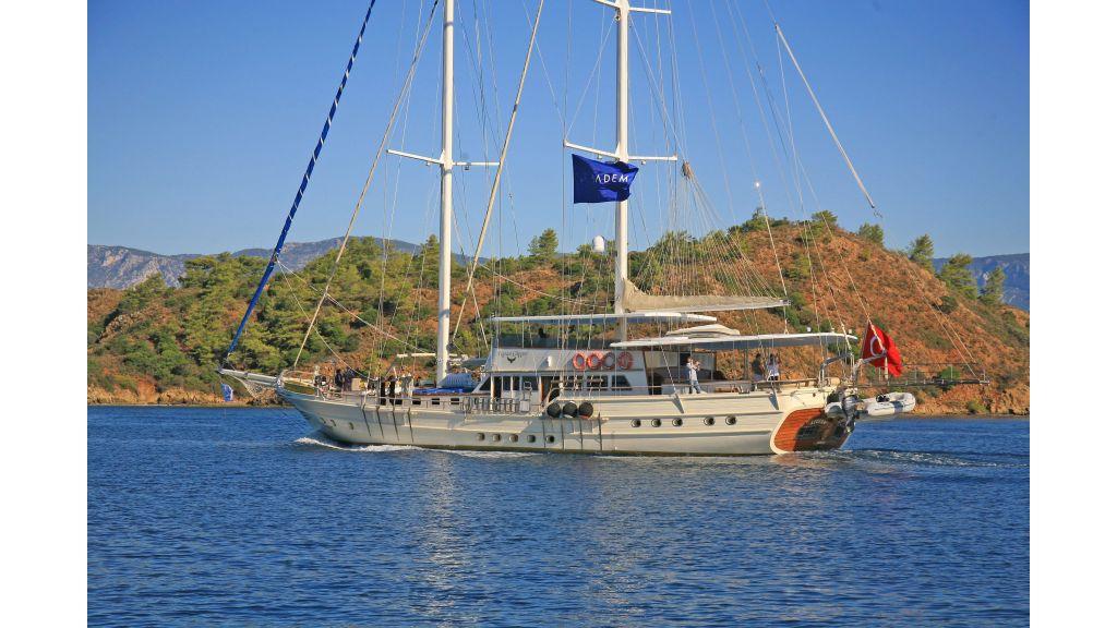Gulet Aegean Clipper (4)