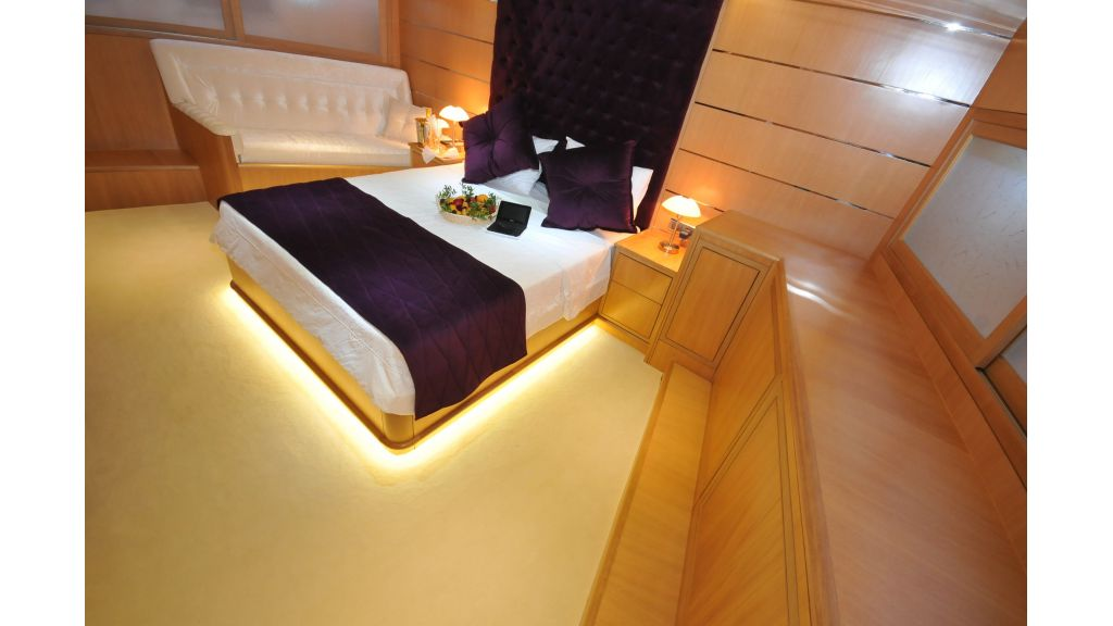 Gulet Brothers vip cabin