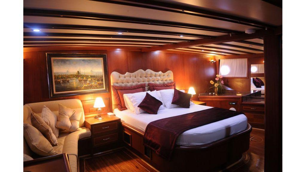 gulet-master cabin