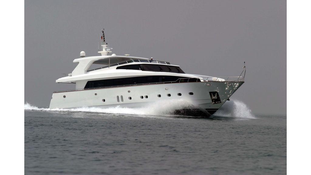 istanbul built poweryacht-master