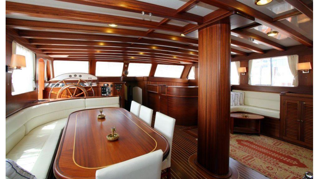Kaya Guneri 4 Luxury yacht charter master