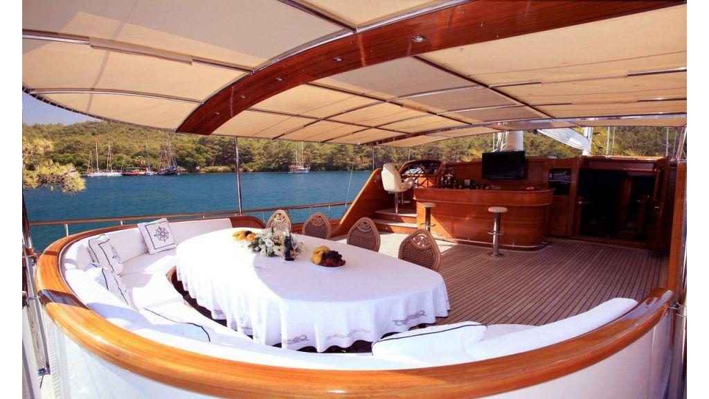 Kaya-Guneri-V-Luxury Sailing Gulet master