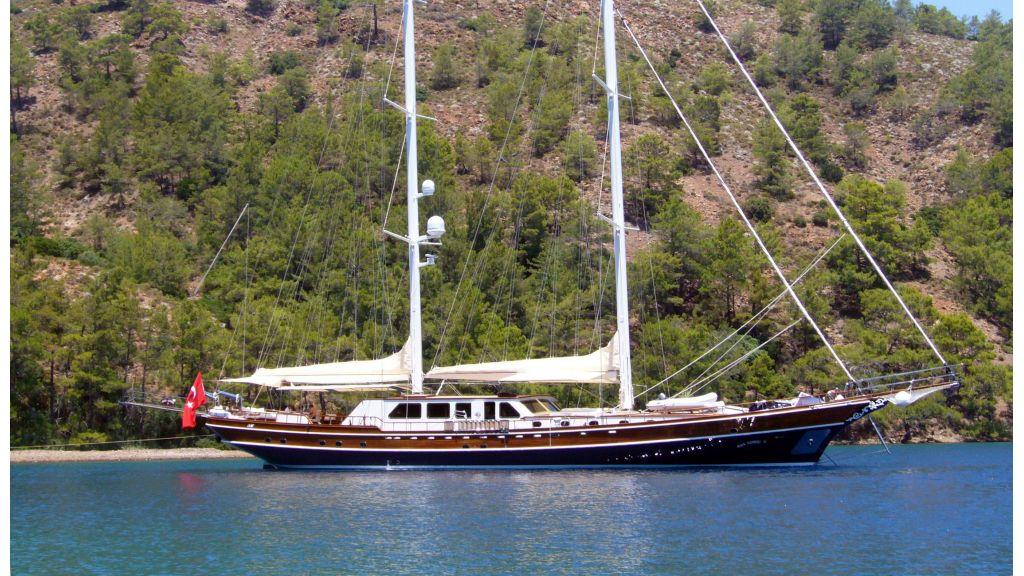 Kaya-Guneri-V-Luxury Sailing Yacht master