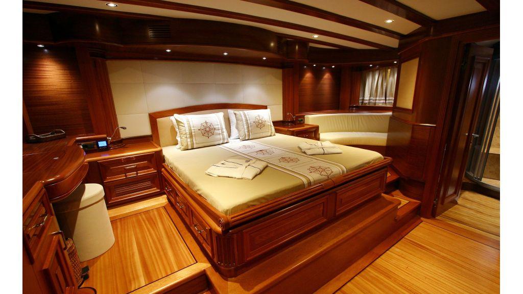 Kaya-Guneri-V-Luxury Yacht master