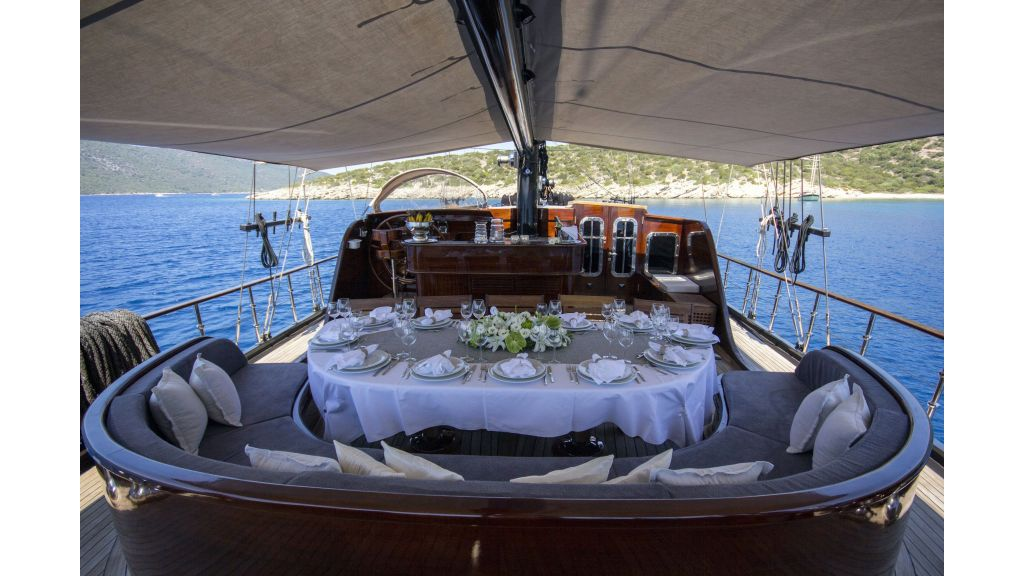 Luxury Bodrum Gulet For Sale (15)