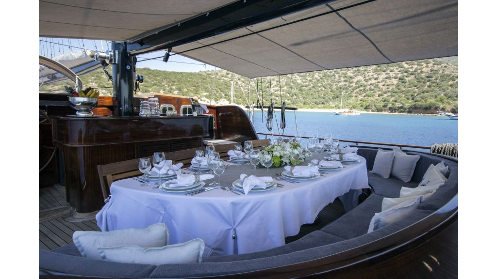 Luxury Bodrum Gulet For Sale (16)