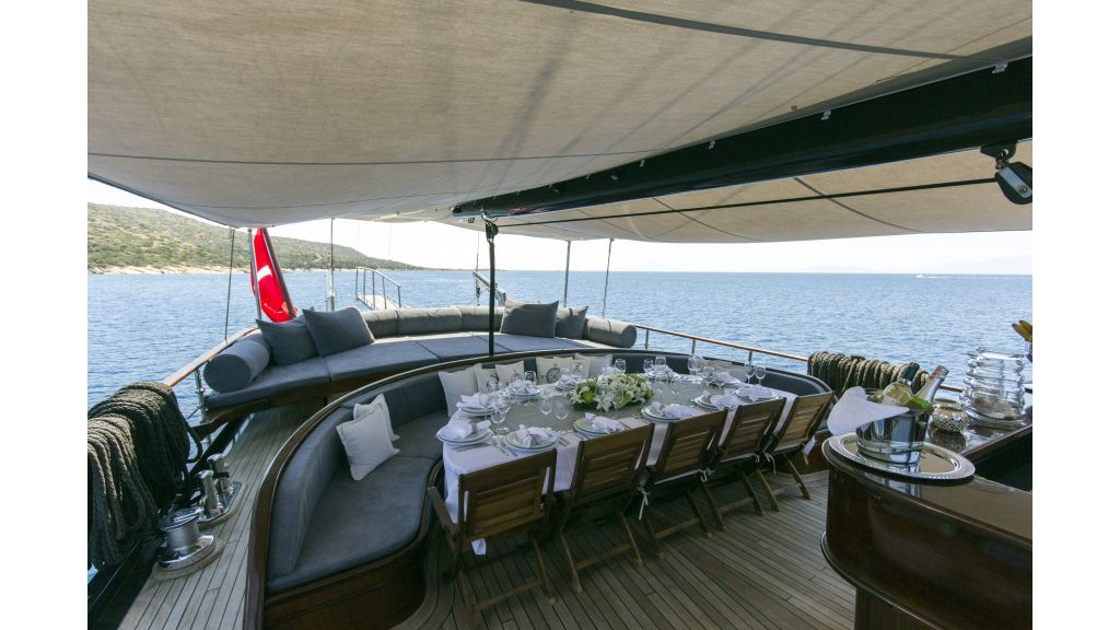 Luxury Bodrum Gulet For Sale (17)