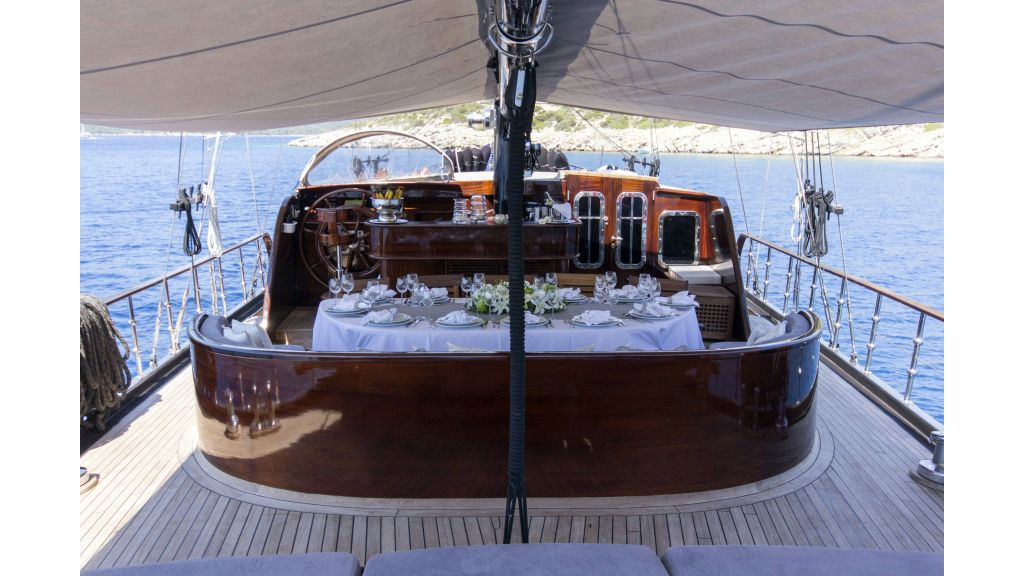 Luxury Bodrum Gulet For Sale (20)