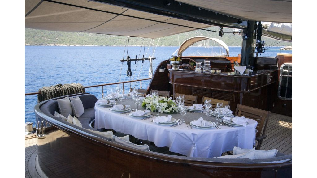 Luxury Bodrum Gulet For Sale (21)