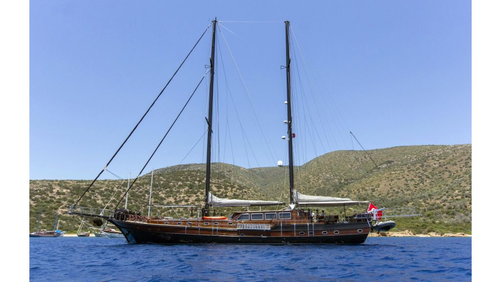 Luxury Bodrum Gulet For Sale (32)