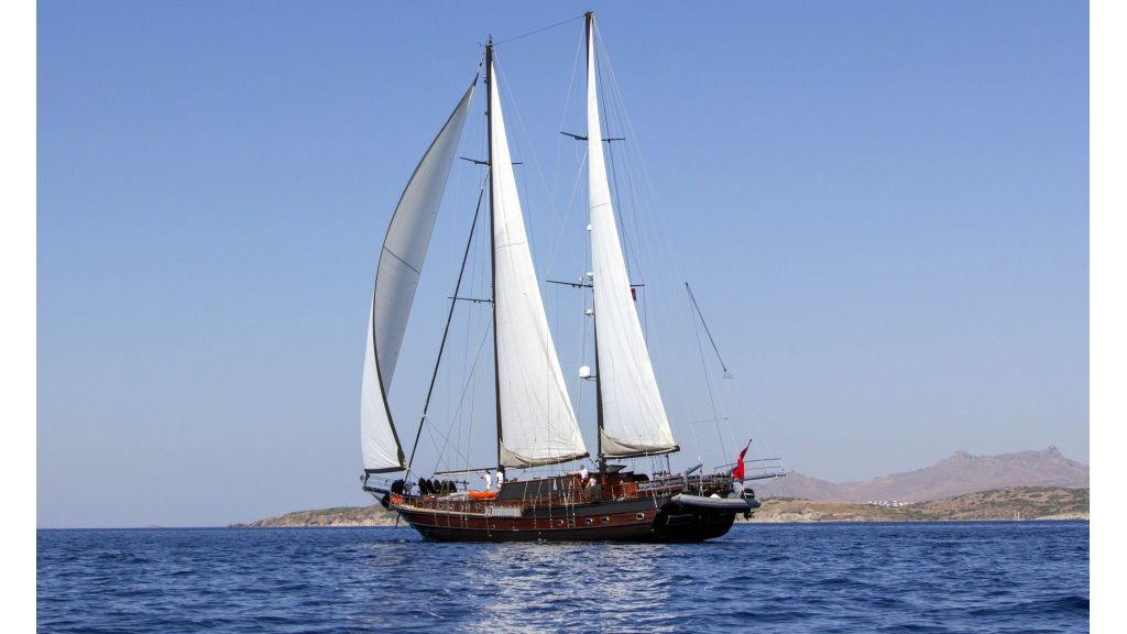 Luxury Bodrum Gulet For Sale (37)