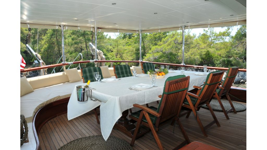 Luxury-charter gulet Brothers (2)