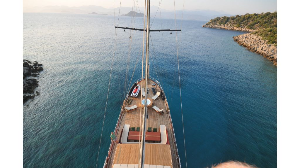 Luxury charter gulet Brothers (28)