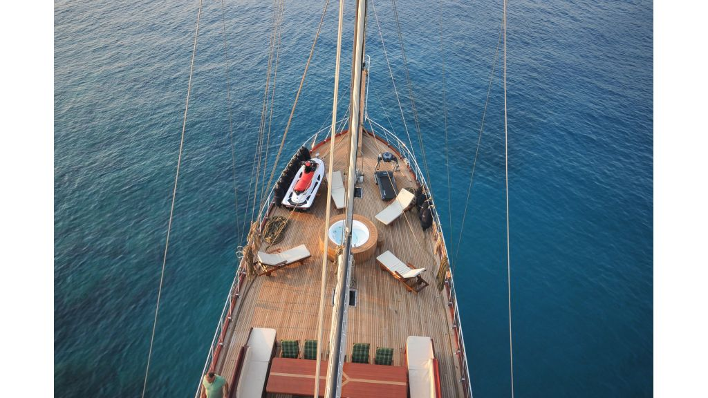 Luxury charter gulet Brothers (29)