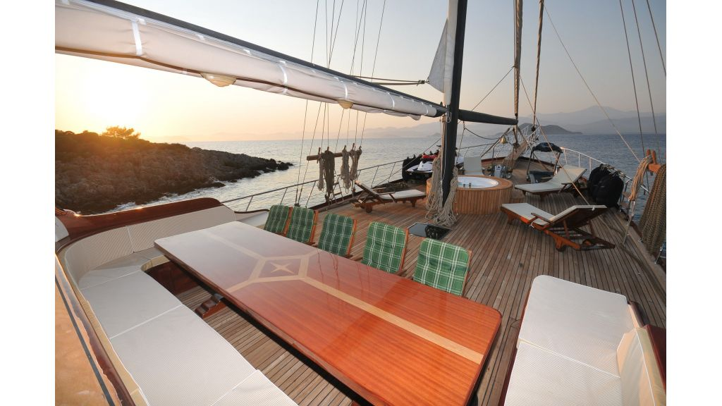 Luxury charter gulet Brothers (30)
