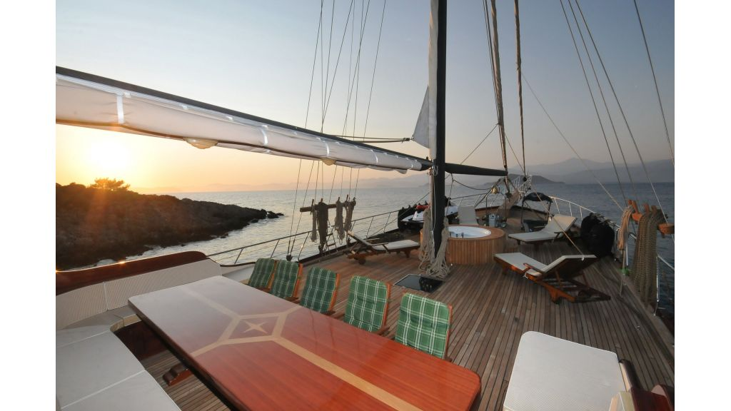 Luxury charter gulet Brothers (31)