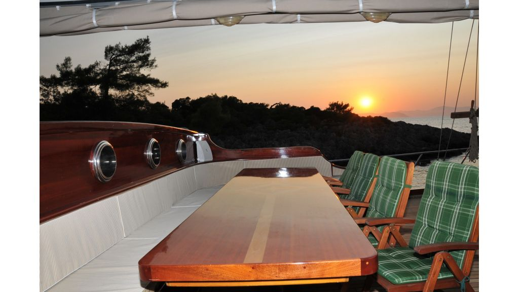 Luxury charter gulet Brothers (32)