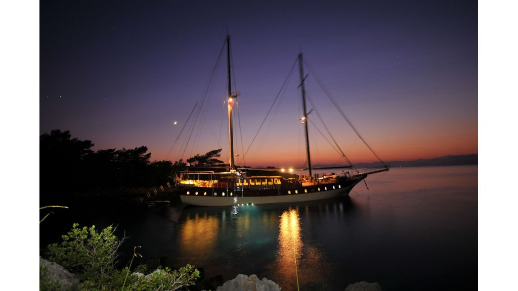Luxury charter gulet Brothers (33)