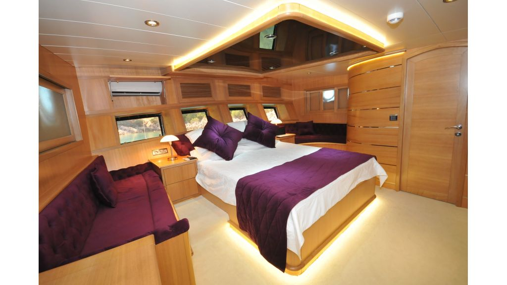 Luxury-charter gulet Brothers