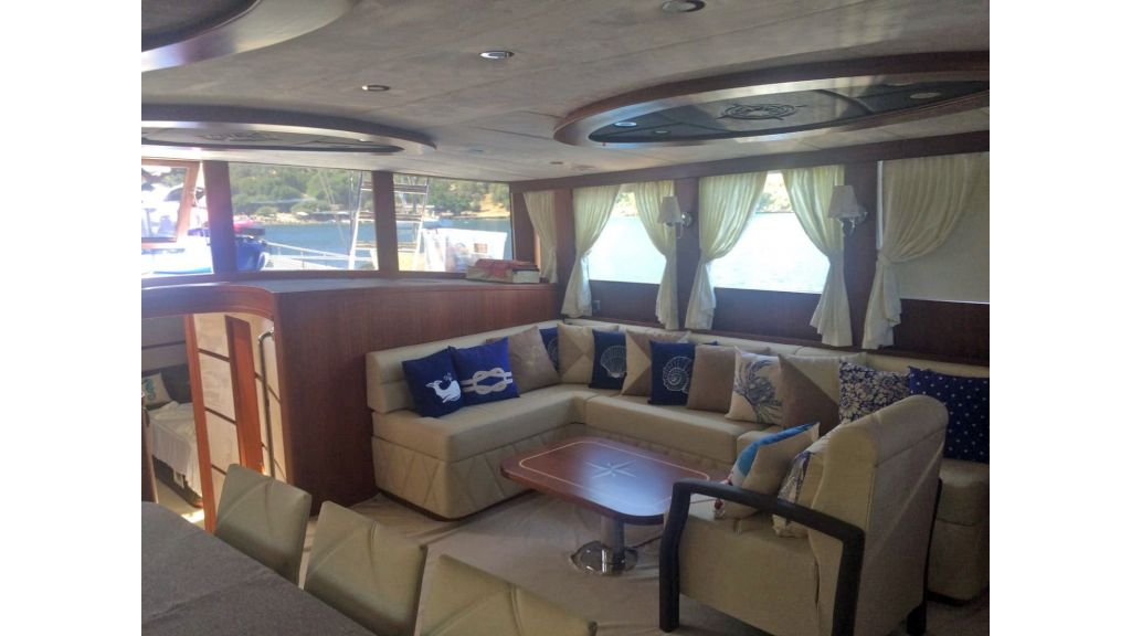 Luxury Custom Built Gulet (2)