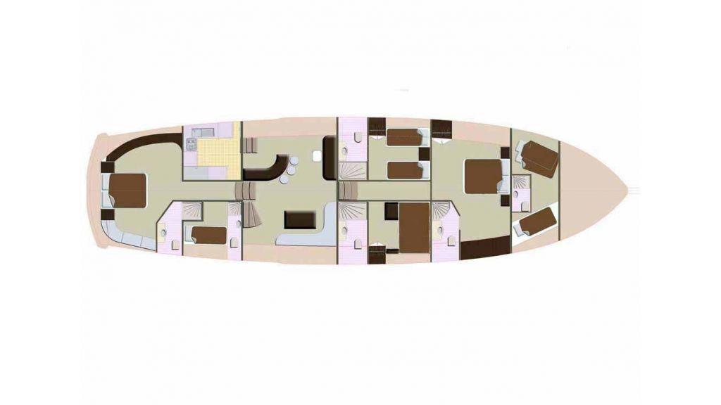 Luxury Gulet Biliz (36)